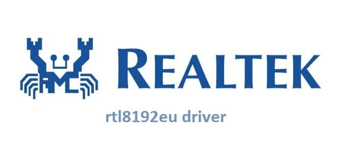 rtl8192eu driver